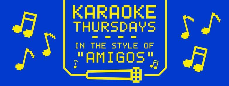 Karaoke Thursday!