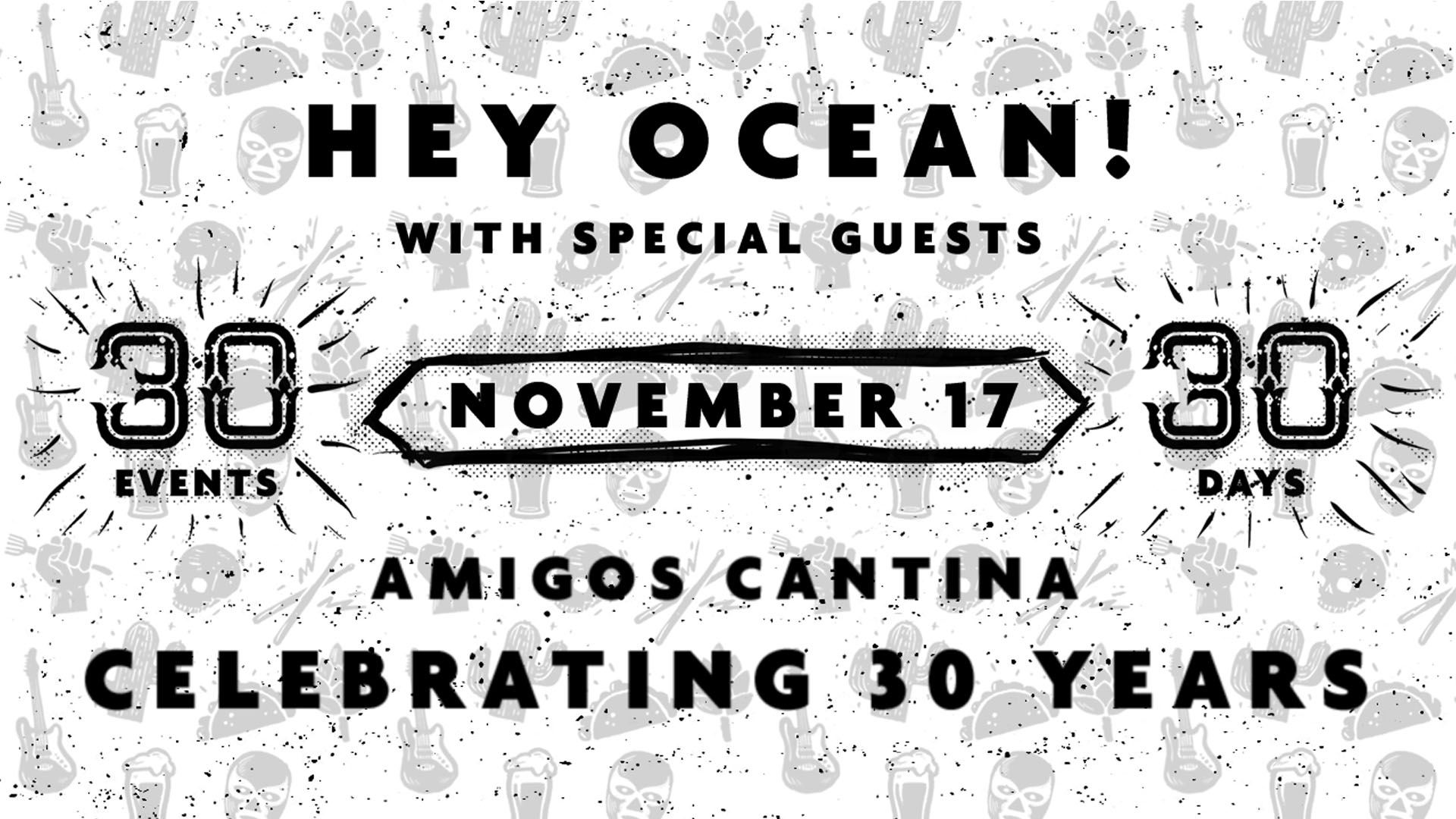 Hey Ocean! w/ Guests