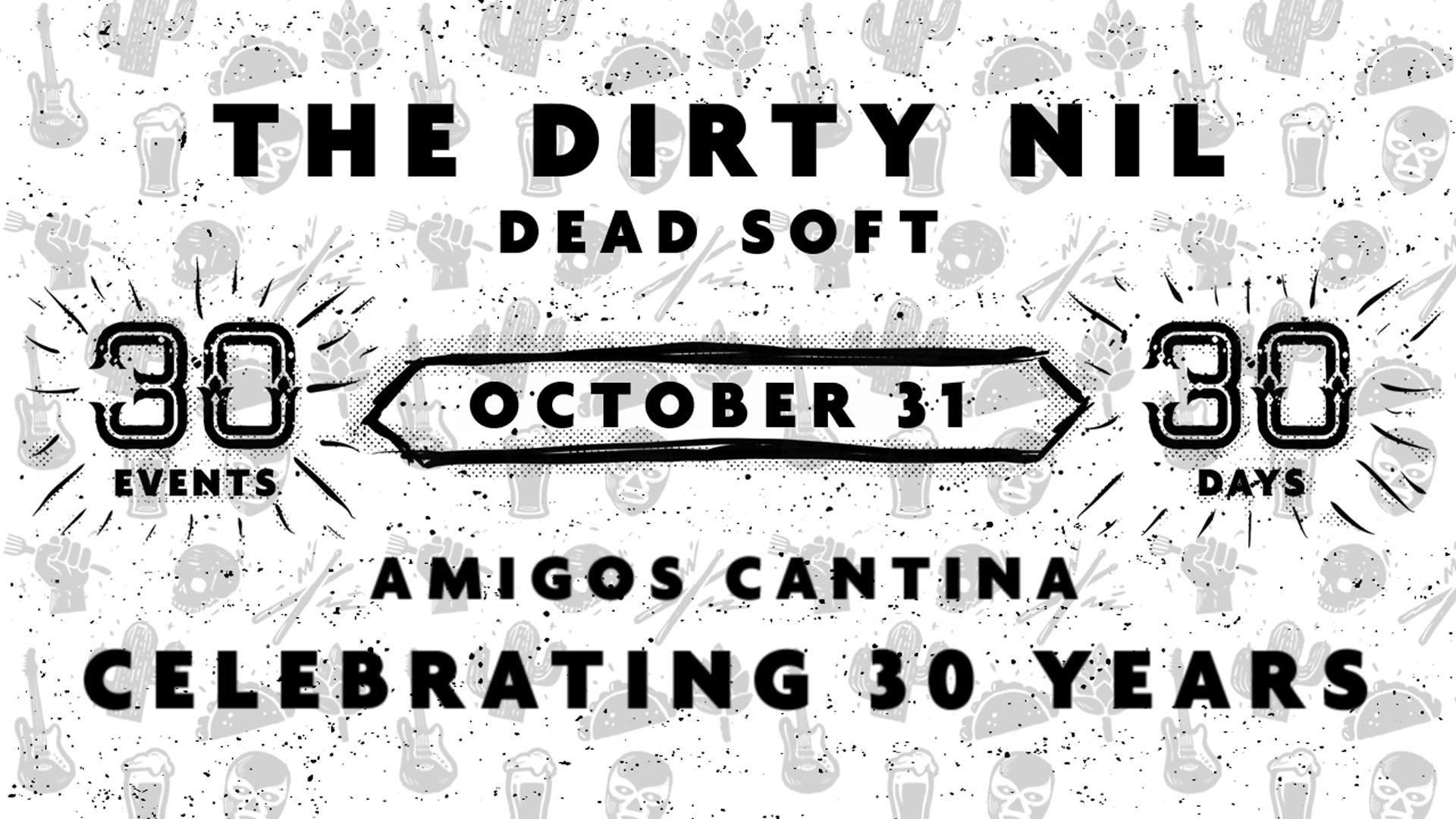 The Dirty Nil w/ Dead Soft & Guests