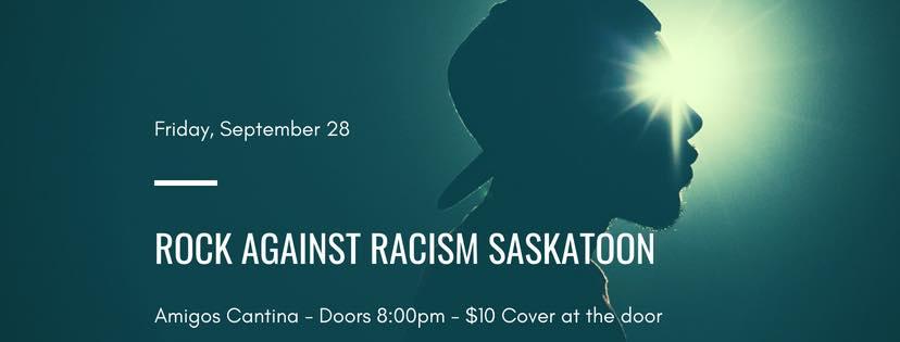 Rock Against Racism Saskatoon