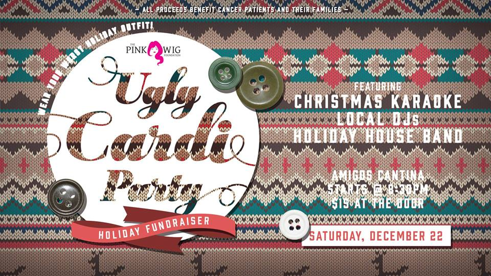 8th Annual Ugly Cardi Party Fundraiser
