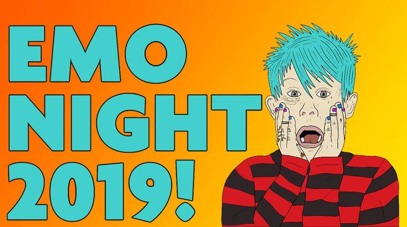 Emo Night 2019 feat: The EMOtions, Killjoy, Youngbloods