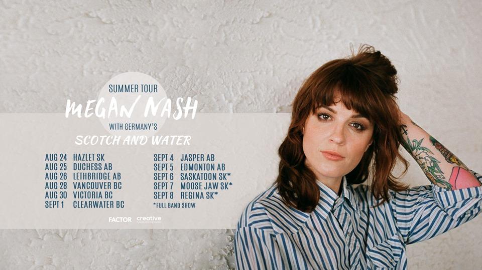Megan Nash w/ Scotch & Water