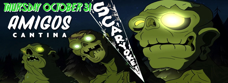 Amigos Scaryoke!