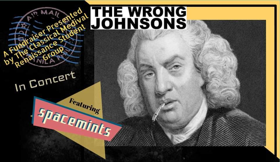 The Wrong Johnsons Comitatus Fundraiser w/ The Spacemints